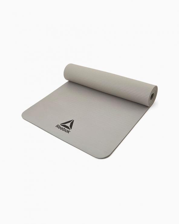 Reebok Grey Fitness Mat - 7mm